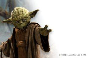Yoda, the Master Jedi