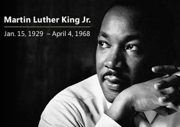 what dr martin luther king jr taught us