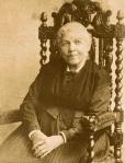 Former slave Harriet Jacobs whose famous slave narrative described the uniquely horrific treatment of enslaved women