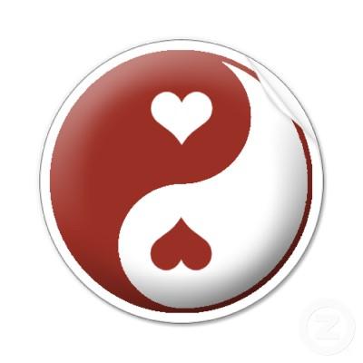 love yin yang