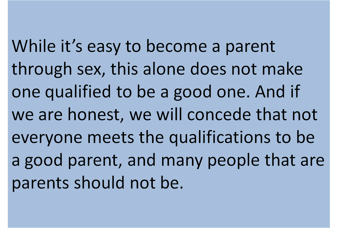 Quotes About Parents Being Selfish
