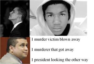 trayvon injustice