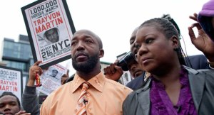 trayvons parents