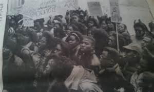 sas protest