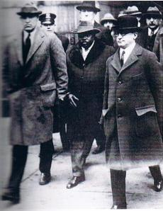 garvey arrested