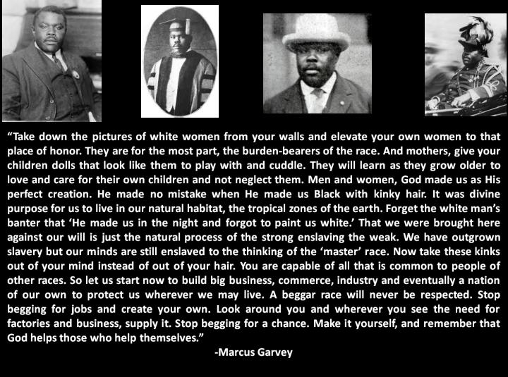 Garvey Wisdom