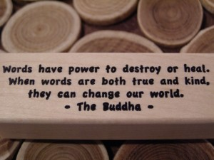 buddha words