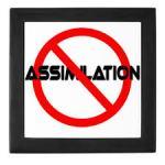 no assimilation