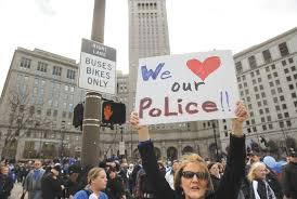 police support