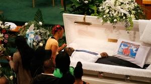 freddie gray casket