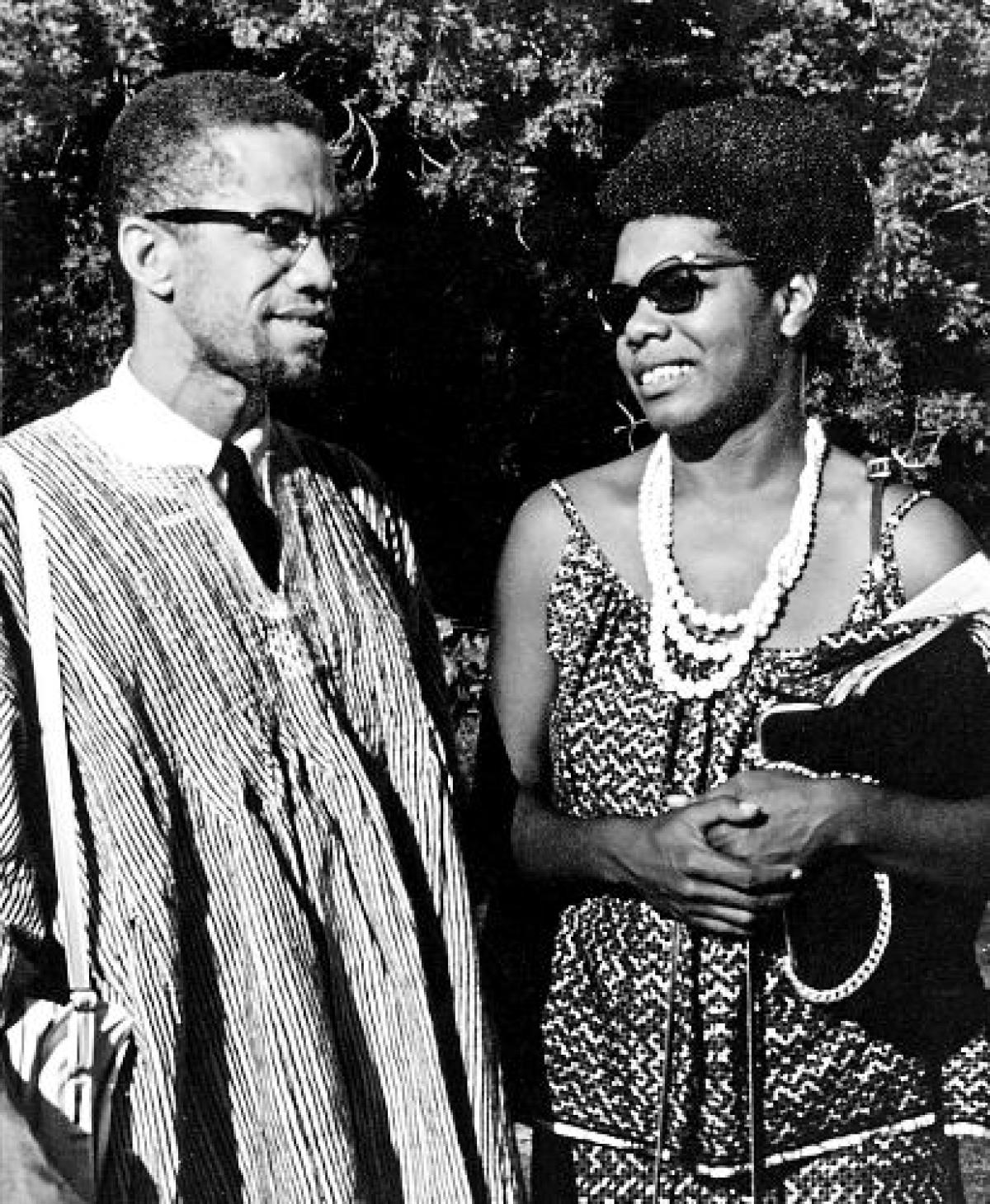 malcolm x my true sense malcolm and a