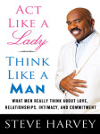 Steve Harvey's Bestselling book on relationships, targeted to women