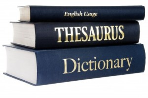 DICTIONARY-THESAURUS