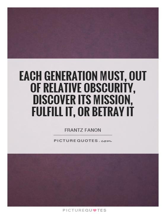 fanon quote